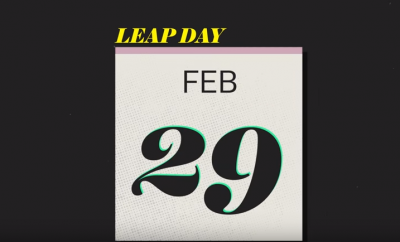 How leap year works YouTube