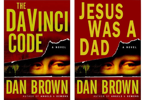 book report the da vinci code