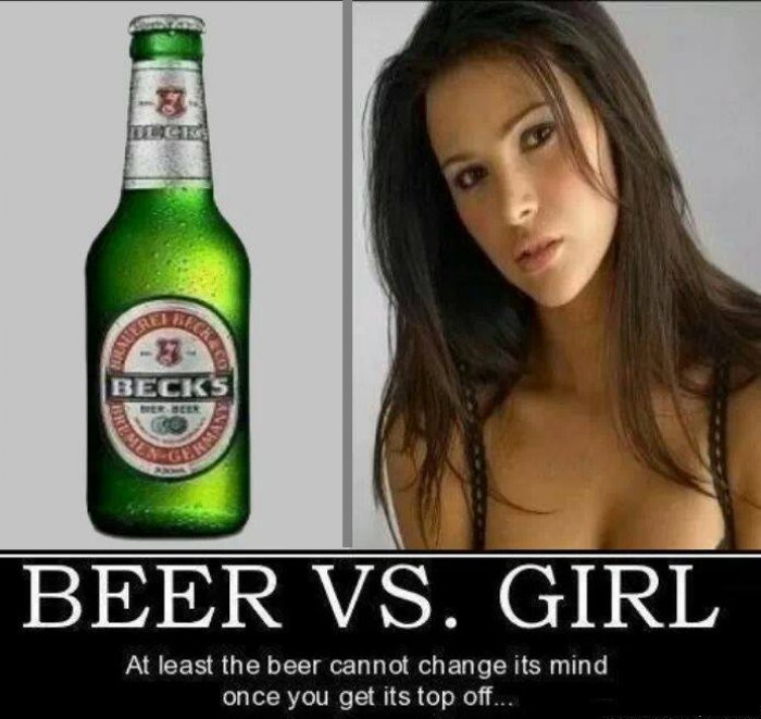 Beer-vs-girl