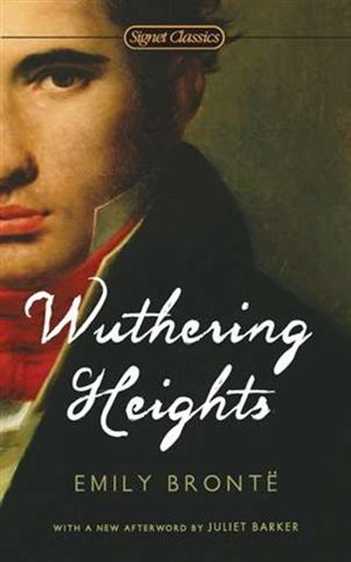 Wuthering Heights. book